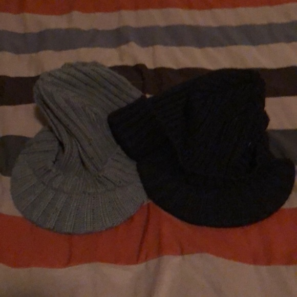Old Navy Other - Two Old Navy Beanie Hats